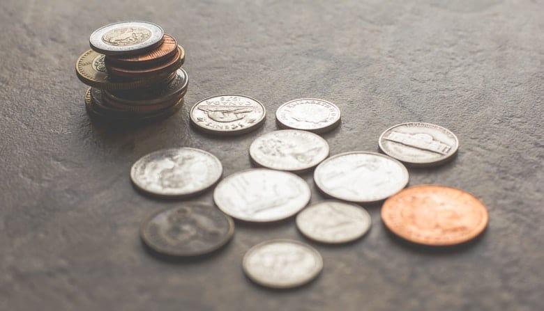 pieniądze - monety