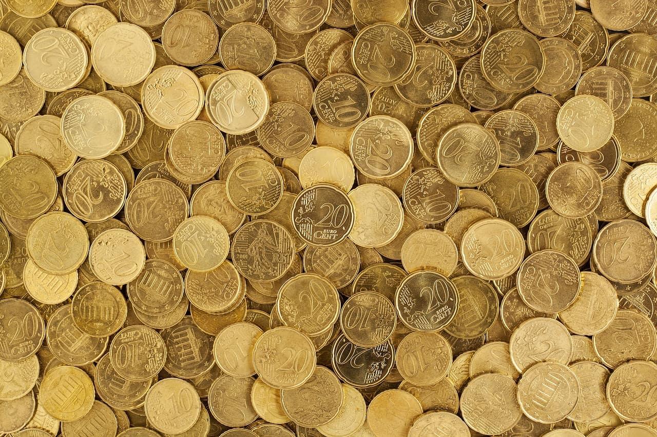 złote monety zabezpieczenie kredytu dla firm