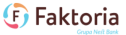 Faktoria faktoring logo